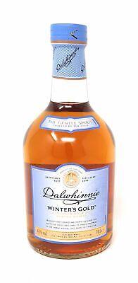 Dalwhinnie Winters Gold Single Malt Scotch Whisky 1x 0,7 l Alkohol 43% vol.