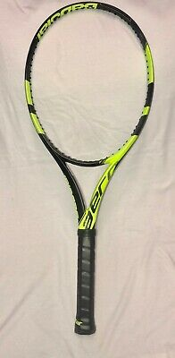 Babolat Pure Aero Tennis Racket - Grip 4 3/8 -NO STRING - MINT CONDITION