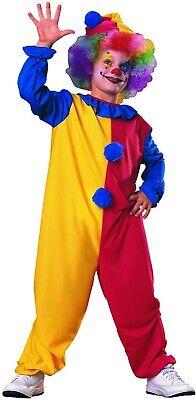 Child Clown Circus Costume](Kid Clown Costumes)