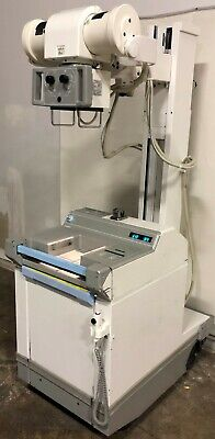 Ge Amx 4 Plus Portable Mobile X-ray System Refurbished 2015 W Tube