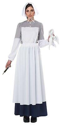 War Nurse Costume (Civil War Nurse Adult Women)