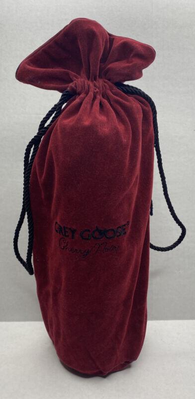 Special Edition Grey Goose Vodka Collection 1 ltr bottle bag Cherry Noir *READ*