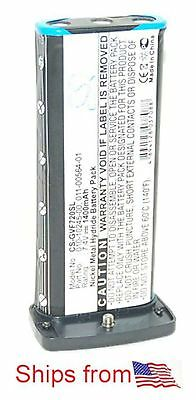 NEW GPS Battery Garmin VHF 720 725 725e 7.4V 1400mAh Replacement 011-00564-01