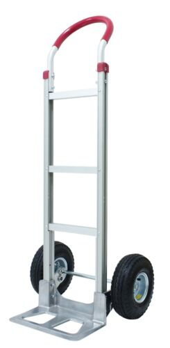 Tyke Supply Commercial Aluminum Hand Truck HS-17 Air Tires