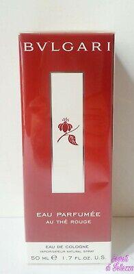 Rouge Eau De Cologne (BULGARI EAU PARFUMEE AU THE ROUGE EAU DE COLOGNE 50 ML NATURAL SPRAY)