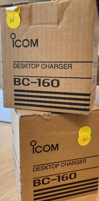 iCom BC-160 Desktop Charger