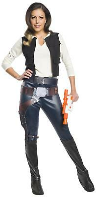 Han Solo Star Wars Movie Sexy Women's Adult Costume Size Small (Sexy Han Solo Kostüme)