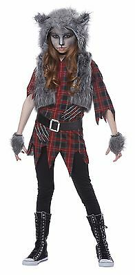 Werewolf Girl Child Costume (Girl Werewolf Costumes)