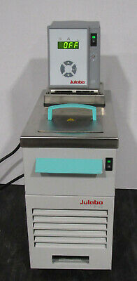 Julabo Ed Heating Refrigerated Immersion Circulator With F12 Bath Tested Working