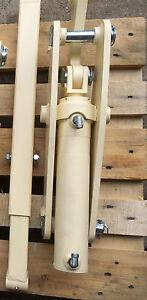 Hydraulische Gerätebetätigung 1 Zylinder mit verstellbarer Schubstange
