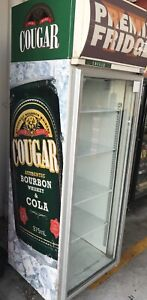 'Cougar' fridge