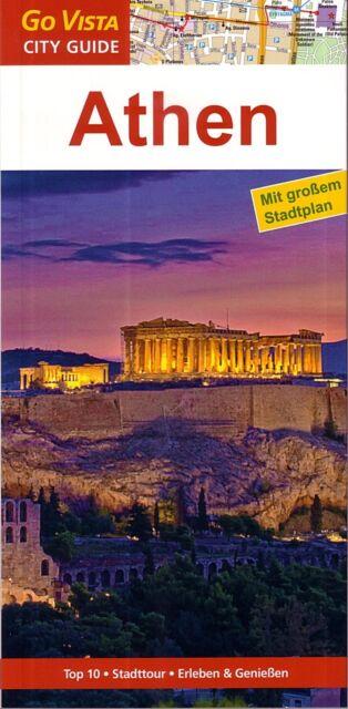 REISEFÜHRER ATHEN 2016/17 +GROSSER STADTPLAN ZUM HERAUSNEHMEN VERLAGSFRISCH