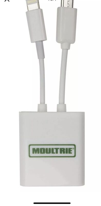 New Moultrie MCA-13376 Smartphone SD Card Reader Gen 2   Supports SD & Micro