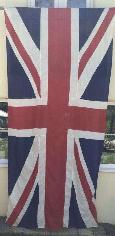 Very Large Union Jack Flag Panel Sewn 12' x 6