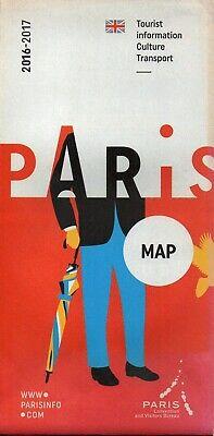 Sheet Map Paris, France