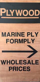 Genuine Marine Plywood & Black Film Form ply Fr