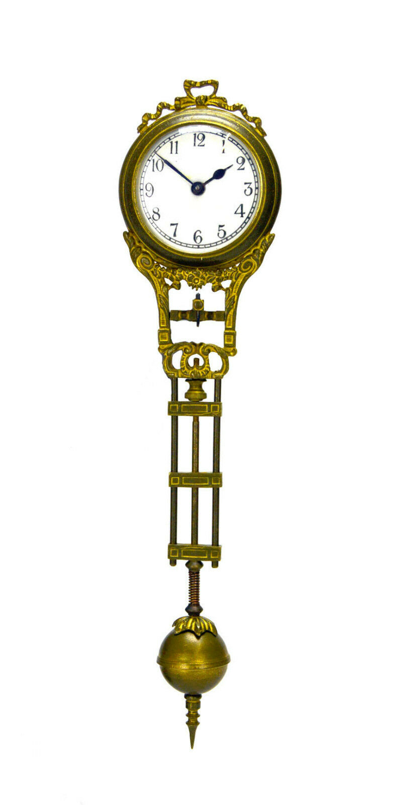 8 DAY Movement Center Arbor SWINGING CLOCK ARM for German Junghans Swinger