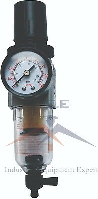 14 Air Compressor Regulator Filter In Line Combo W Gauge Compressed Air New