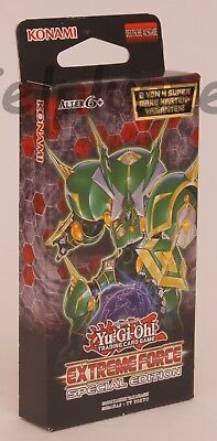 Yu-Gi-Oh! Extreme Force Special Edition Deutsch NEU OVP
