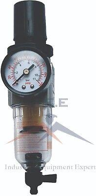 14 Mini Filter Regulator Combo Compressed Air Line Paticulate Fr202n