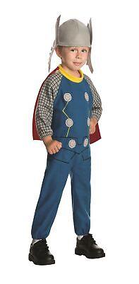 Rubie's Baby Marvel Classics Avengers Assemble Fleece Toddler Thor - Baby Avengers Kostüm