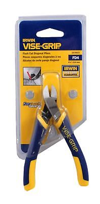 Irwin Vise-Grip 586-2078925 4-1-2 Inch Flush Diagonal Plier