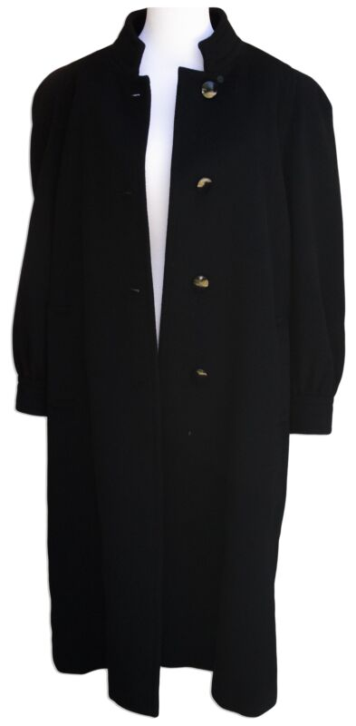 Margaret Thatcher Personally Owned Winter Coat
