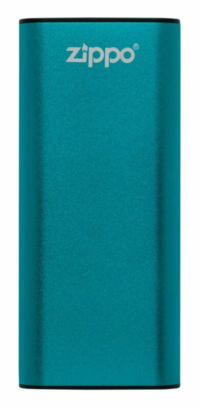 Zippo Blue Heatbank 3-Hour Rechargeable Hand Warmer, 40576