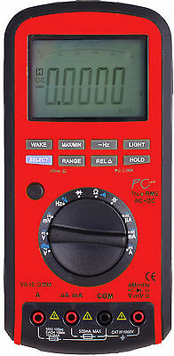 Va Va38 50000 Counts True Rms Digital Multimeter With Usb Interface