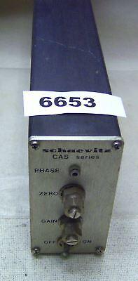 Schaevitz Signal Conditioner Cas-025