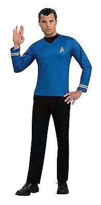 Rubies Spock Star Trek Enterprise Uniform Erwachsene Herren Halloween (Erwachsene Star Trek Kostüme)