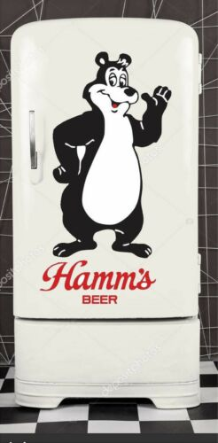 Hamms Beer fathead wall sticker 4