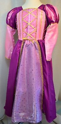 Girl Princess Costume, gorgeous pink dress - Size 6, Movie inspired dress up