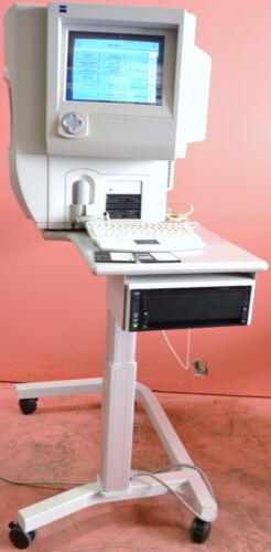 Zeiss Humphrey 750i Perimeter Retinal Field Analyzer with Printer and Table