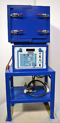 Tetrahedron MTP10 Bench Top Precision Press / Vacuum Chamber Option / 4 Mo Wrnty