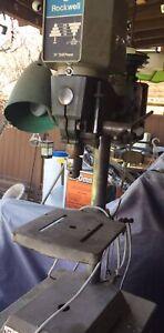 11inch Rockwell Beaver Drill Press