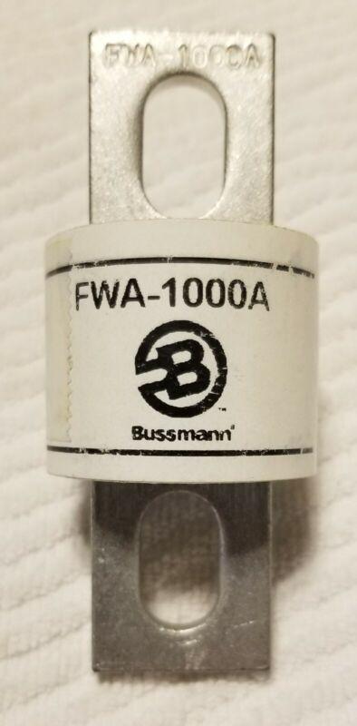 Bussmann FWA-1000A Fast Blow; Bolt Mount; 150VAC/DC
