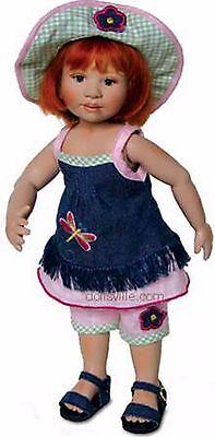 Surisa Artist Berdine Creedy Doll from 10th Anniversary Collection 2006 NEW NRFB