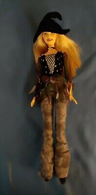Barbie Halloween Star Doll Witch 1999 Mattel.](Barbie Halloween Witch Doll)