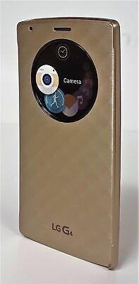 Original LG G4 Quick Circle Flip Folio Window Case Cover LG GOLD, usado comprar usado  Enviando para Brazil