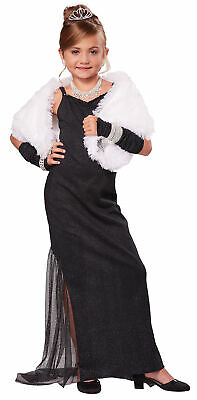 California Costumes Hollywood Diva Without Sunglasses Child Costume,