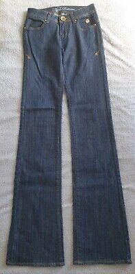 Apple Bottoms by Nelly Jeans Size 4 / 6 W24 L34 ** BNWOT **