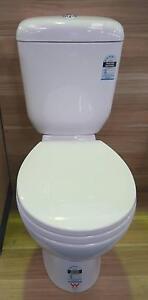 New Castano Lucca Close Coupled Bathroom Toilet Suite P & S Trap Melbourne CBD Melbourne City Preview