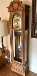Howard Miller Triple Chime Grandfather Clock | Model #610202