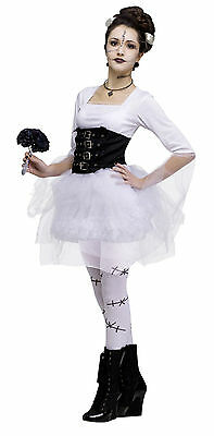 Bride Costume For Girls (Monster Bride Costume for Girls & Juniors New by Fun World)