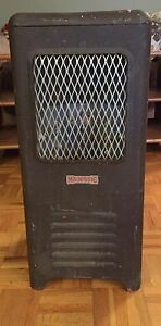 Majestic working antique heater 1950's