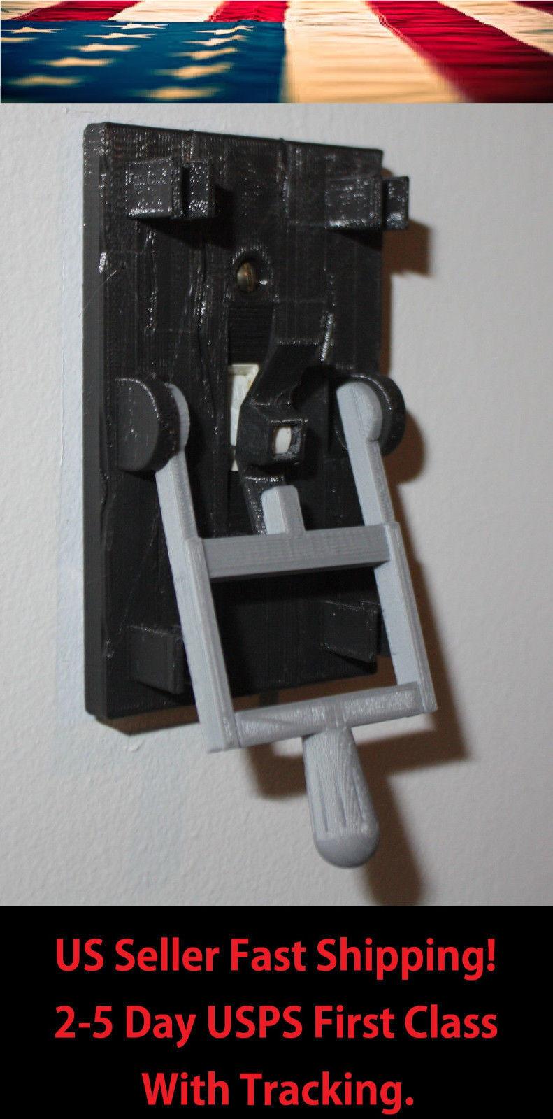 Steampunk Frankenstein Single Light Switch Cover Plate Flip