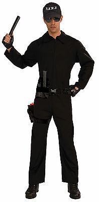 SWAT Jumpsuit - Adult Costume - Swat Jumpsuit