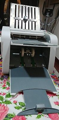 Mbm 98m Table Top Paper Folder