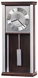 625-541 HOWARD MILLER TRIPLE CHIME WALL CLOCK BRODY  625541